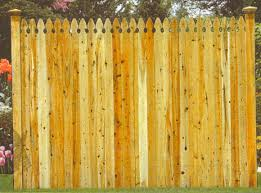 Wood Picket Fence Panels Sale Fence and Gate Design Ideas