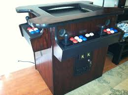 Cocktail Arcade Cabinet Kit Anyone Have Experience With Visionpro Lcds Cade