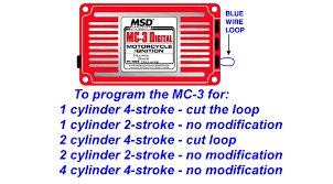 msd instructions pn 2 4223 programming the mc 1 2 or 3 ignition