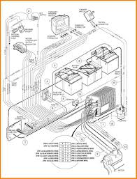 36 volt club car golf cart wiring diagram for the and electric pleasing