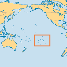 french polynesia operation world with where is tahiti on map