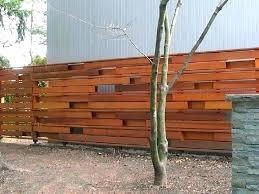 horizontal fence designs andbeautyme