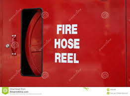 American Fire Hose And Cabinet Fire Hose Reel Stock Photos Images Pictures 224 Images