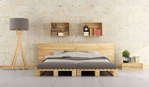 Elegant japanese bedroom style impressive Contemporary This Funky Bed Idea Is Excellently Appropriate For Shabbychic Style Room And Totally Fits In With The Trend Of Upcycling Furniture The Sleep Judge 58 Awesome Platform Bed Ideas Design The Sleep Judge