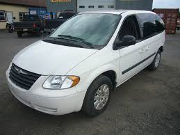 2005 Chrysler Town and Country Minivan for sale by Arthur Trovei ...