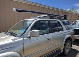 diy a fly fishing rod rack carrier blogshwest ideas of diy fishing rod holder