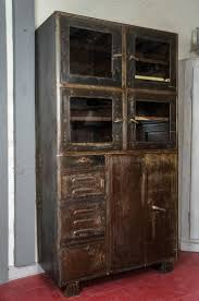 industrial storage cabinet with doors. Vintage Industrial Metal Storage Cabinet Industrial Storage Cabinet With Doors B
