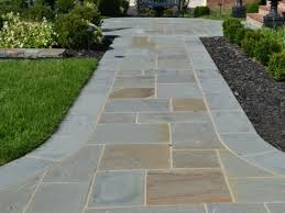 flagstone landscaping. PA Full Color With Sill-End Border Flagstone Landscaping