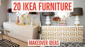 ikea furniture ideas. 20 IKEA Furniture Makeover Ideas Ikea