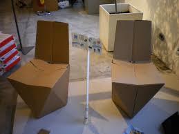 foldable cardboard furniture. simple foldable foldable cardboard chair by stuart miller at deignersblock milan for cardboard furniture