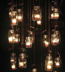 hanging votive candle holders best of mason jar chandeliers 6 steps with chandelier