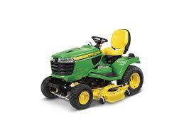 2018 john deere x710 signature series lawn tractor