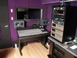 invigorating home studio desk