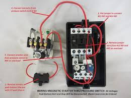 magnetic motor starter wiring diagram magnetic motor starter wiring diagram air compressor motor on magnetic motor starter wiring diagram