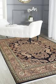 victorian silk rug