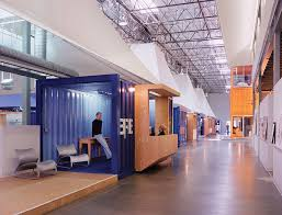 amazing office space. Googleu0027s Honeycomb Pods And Pallotta Teamworku0027s Pallet Offices Amazing Office Space