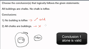Syllogism Examples Using Venn Diagram Syllogism Solving Using Venn Diagram Youtube