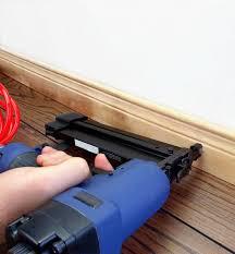what type of nail gun do i need for hardwood floors
