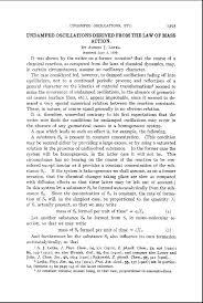 classic scholars profiles bibliometrics scientometrics  alfred james lotka