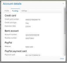 However, you can get it if you are one of the members who have paypal credit, a paypal prepaid card, or paypal extra mastercard. Test Credit Card Numbers For Use With Paypal Sandbox Stack Overflow