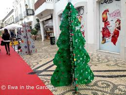 Christmas Decorations Made Out Of Plastic Bottles Ewa in the Garden 100 Recycled Christmas Tree Ideas Projects For Kids 52