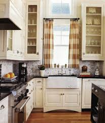 rustic kitchen curtains pattern
