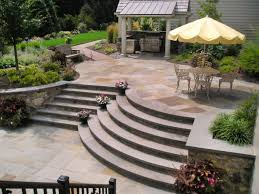 backyard raised patio ideas. Designs For Backyard Patios 9 Patio Design Ideas Outdoor Landscaping Porches Decor Raised