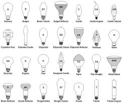 G30 Bulb Size Chart A Guide To Understanding Modern Light Bulbs Shapes And