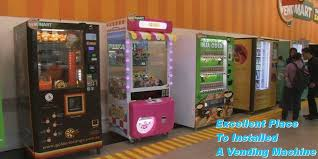 Vending Machine Locators Stunning Vending Machine Business Only Get Success When It Located In The