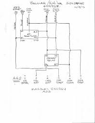 generator auto start circuit diagram generator automatic generator start circuit diagram the wiring diagram on generator auto start circuit diagram
