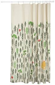 retreat 100 cotton shower curtain