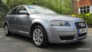 SOLD - 2005 05 Audi A3 1.6 SE Sportback Automatic, MOT, TAX ...