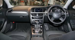 audi a4 interior 2012. file2012 audi a4 b8 interiorjpg interior 2012 r