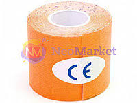 <b>Кинезио лента Bradex Physio</b> Tape 5cm x 5m Orange SF 0191 ...