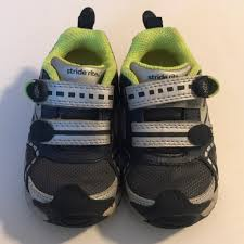 Stride Rite Toddler Sneakers Size 5 5w Made 2 Play