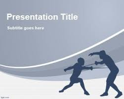 Sports Free Powerpoint Templates