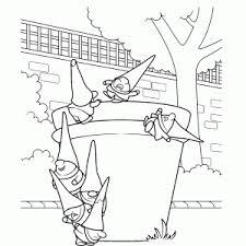 Sherlock Gnomes Kleurplaten Leuk Voor Kids
