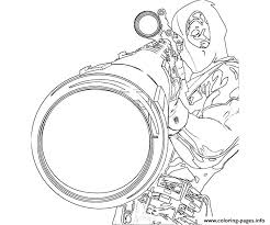 Small Picture deadpool sniper Coloring pages Printable