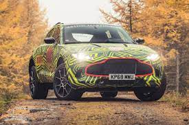 Aston Martin Bringt Suv Namens Dbx Eurotuner News