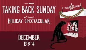 Starland Ballroom Sayreville Nj Seating Chart Taking Back Sunday Starland Ballroom