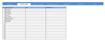 Name Chart Template 040 Template Ideas Gantt Chart Employee Name Personnel File