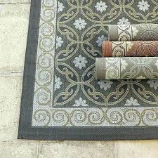 ballard design rugs designs rugs the indoor outdoor rug has a tile motif and is hand