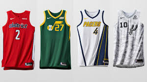 Nba All Star 2019 Jersey Design Teams Unveil Earned Edition Uniforms For 2018 19 Season