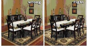 dining room rug size dining room s furniture rug size kids rugs under