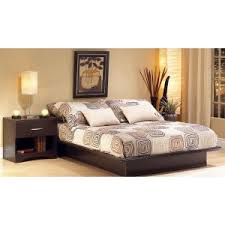 Elegant South Shore Canyon Collection Bedroom Set