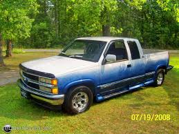 All Chevy c1500 chevy : 1994 Chevrolet C1500 Conversion-Texas Stagecoach id 17296