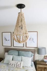 diy bedroom chandelier 7901ad2cc9ccd49908886f64263db694 diy chandelier for bedroom wooden bead chandelier diy simple