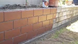 Painting Concrete Block Walls Wall Ideas Bat Covering Best