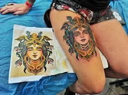 Video Na Tatoo Grand Prix Měli Soutěž O Nejhorší Tetování