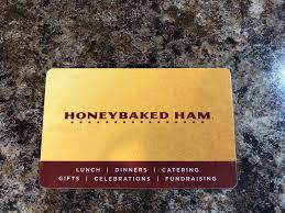 honey baked ham gift card 50 1 of 1only 1 available